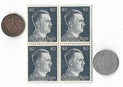 Rare Very Old German WWII WW2 Germany Coin Stamp Great War Collection Lot US/253