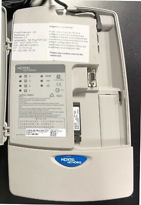 Complete Nortel Phone System w/ Norstar PLUS Compact ICS and Call Pilot 150