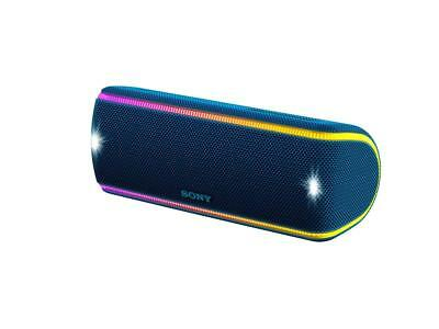 Sony SRS-XB31 Portable Wireless Waterproof Speaker with EXTRA BASS BLUE