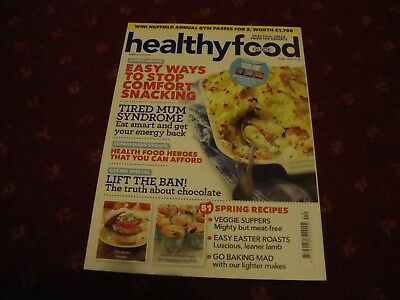 HEALTHY FOOD GUIDE  April 2013