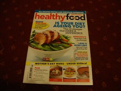 HEALTHY FOOD GUIDE  March 2014