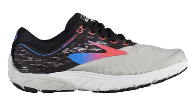 39453f51b9a10 NEW BROOKS PURECADENCE 7 WOMEN S RUNNING SHOES GREY BLACK PINK 6 to ...