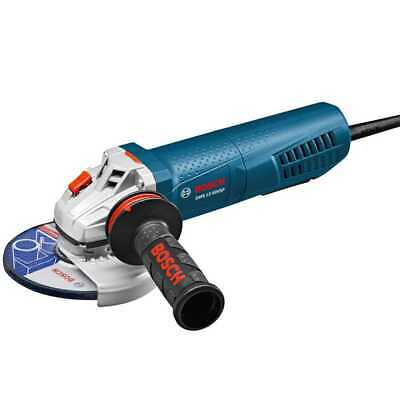"""Bosch GWS13-50VSP 13Amp 5"""" Angle Grinder Variable Speed w/Paddle New"""