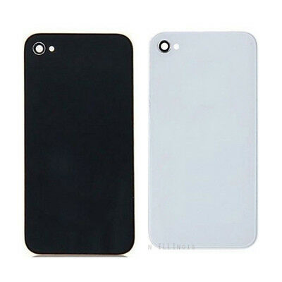 Battery Door Rear Back Cover Glass Housing for iPhone 4 iPhone 4 CDMA iPhone 4S
