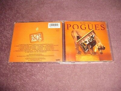 The Best of the Pogues 1991 CD
