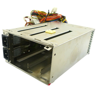 Zippy Emacs 460W 3 Slot Redundant Power Supply Enclosure Mr3-6460P