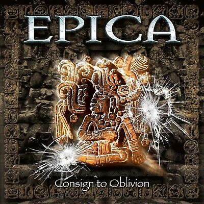 Epica - Consign To Oblivion (Expanded Edition)  Cd New+