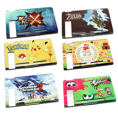 Anti-Scratch Case for  Nintendo Switch Games Console/Protective Cover Shell