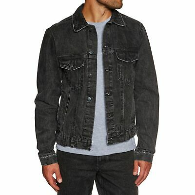 NEW INSIGHT MEN'S Roadkill Mens Jacket Cotton Black