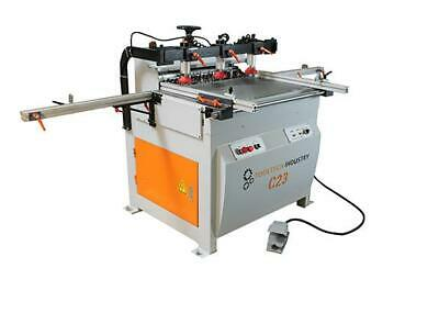 Pneumatic 23 Spindle Line Boring Machine