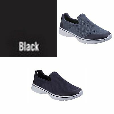 SKECHERS MENS GO Walk 4 Expert Slip On Shoes (FS4250) -  78.20 ... 0956e60f9e1