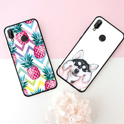 Pattern Lovely Soft Phone Protect Case Cover For Huawei P10 P20/Mate 10 Pro Lite