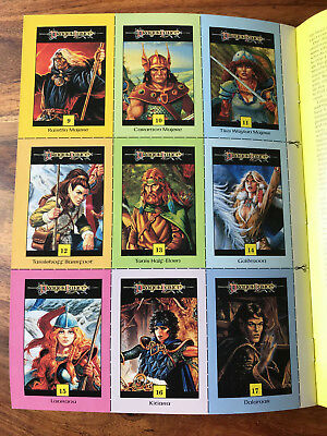 DRAGON Magazine  #160, 1990, Dragonlance, Forgotten Realms TSR Test-Karten, AD&D