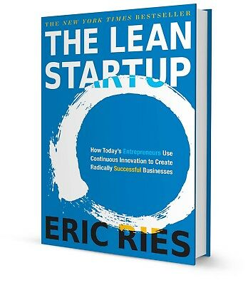 The Lean Startup: How Constant Innovation Create by Eric Ries (PDF)