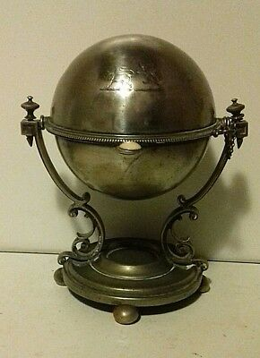 Vintage/antique Silver Plate Egg Warmer/coddler