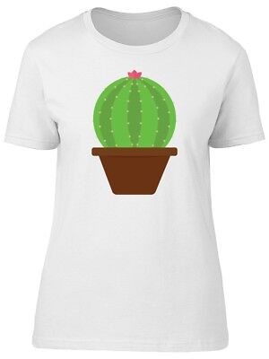 981db572 COLORFUL GREEN CACTUS In A Pot Women's Tee -Image by Shutterstock ...