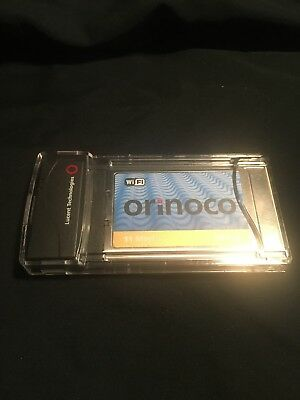 Lucent Technologies Orinoco Gold PC24E-H-FC 11 Mbit/s WiFi Card