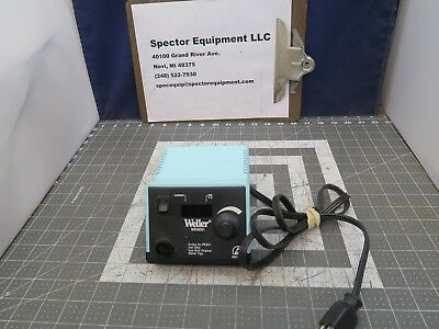 Weller WESD51 Digital Power Unit 350-850F Adjustment Tested Working [A4BA