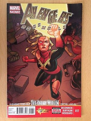 Avengers Assemble #17 - The enemy within, part 4 - very good condition