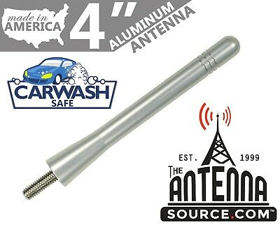 "**SHORT**  5/"" ALUMINUM ANTENNA MAST FITS 2000-2005 Ford Excursion"