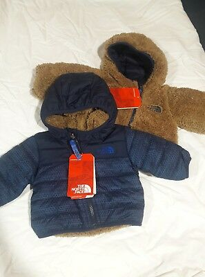 79778a902 THE NORTH FACE Infant & Toddler B DENALI Hoodie Jacket Red AMGUS50 ...