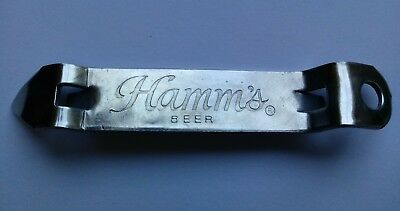 Vintage Hamm's Bottle Opener. Born In The Land Of Sky Blue Waters. Free Ship!