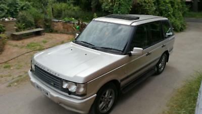 Land Rover Range Rover 2.5TD Auto Westminster P38 3 Owner 13 Services. 96000Mile