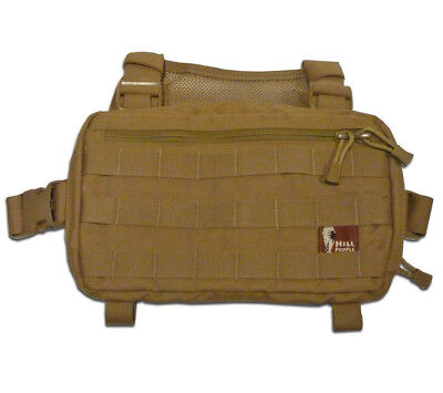 Hill People Gear Recon Kit Bag Coyote Concealed Carry Survival Kit