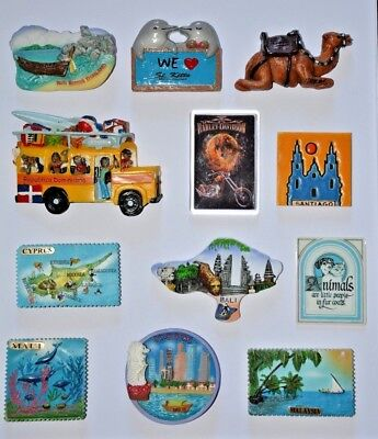 Fridge magnets,collectable souvenir,various styles,destinations,travel