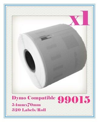 1 Compatible for Dymo / Seiko SD99015 Label 70mm x 54mm Labelwriter450/Turbo