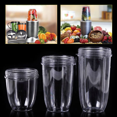 3PCS 18/24/32 OZ Cup Replacement For All NutriBullet Juicer Model 900W Spare AU