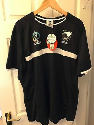 New Zealand 2013 Rugby League World Cup 3XL/2XL Shirt (Band New With Tags)
