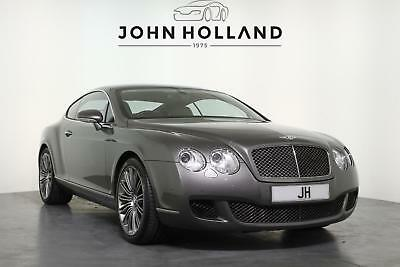 2009 Bentley Continental GT 6.0 W12 Speed 2dr Stunning Example with Impeccable H