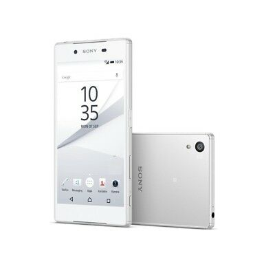 Sony XPERIA Z5 in Weiß Handy Dummy Attrappe - Requisit, Deko, Werbung