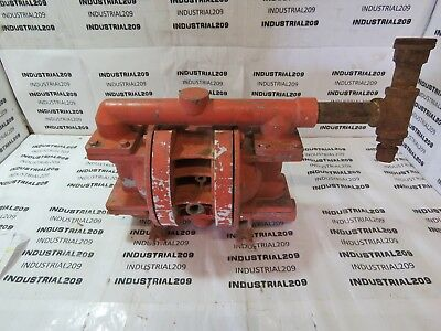 Wilden 1'' Aluminum Diaphragm Pump Used