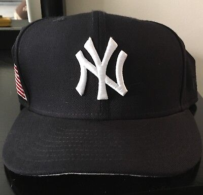 NEW YORK YANKEES New Era American Flag Hat Size 71 2 -  18.00  3e307ffb9ec