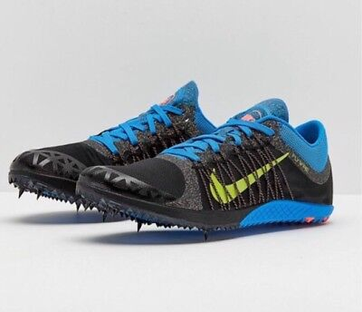 buy popular 1a370 20c8e Nike Zoom Victory XC 3 Men Spikes Cross Country 654693 003 Size 8.5 NO  SPIKES