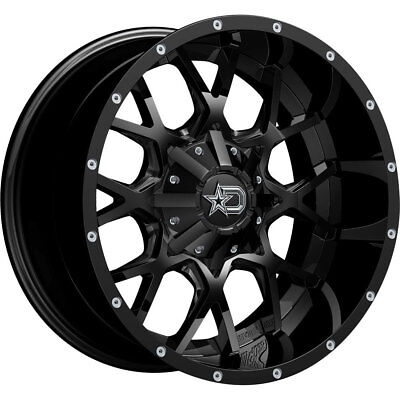 4 New 20x9 Dropstars 645b Wheels 6x135 6x5 50 Ford F150 F 150