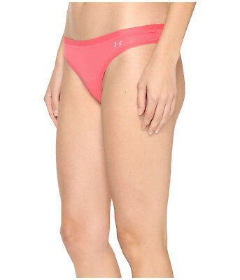 fc9e563cc7ce Under Armour Womens UA Pure Stretch Sheers Underwear Size XS Thong Bikini  Tanga