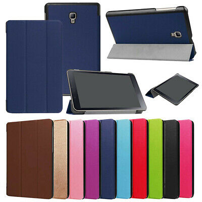 For Samsung Galaxy Tab A 8.0 Inch T380 T385 2017 Tablet Case Smart Leather Cover