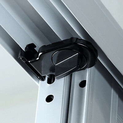 Baby Safety Protection Anti-theft Sliding Doors Window Security Lock Home Office