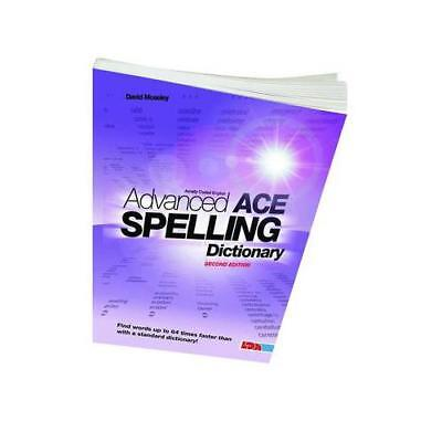 Advanced ACE Spelling Dictionary by David Moseley (author)