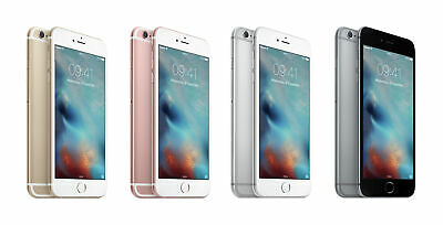 Apple iPhone 6s Plus 32GB SIM Free Unlocked - Gold/Silver/Grey/Rose Gold