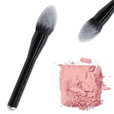 Natural Hair Makeup Tool Brushes Blush Concealer Face Powder Foundation B Gift