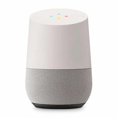 Neuf Google Home Blanc White Slate Smart Speaker And Home Assistant Au Version