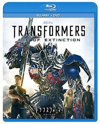 Transformers: Lost Age Blu Ray + DVD Set (3 Disc Set) [Blu-ray]