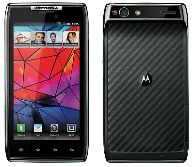 Motorola RAZR XT910 in Black Handy Dummy Attrappe - Requisit, Deko, Ausstellung