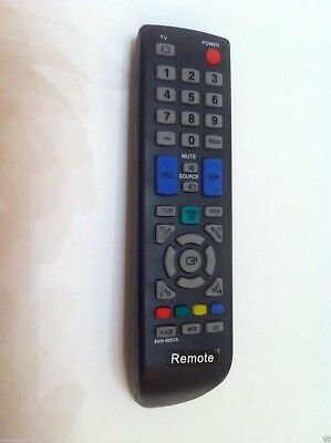 New Replaced Remote BN59-00857A fit for Samsung TV LN19B360C5DXZA LN32B360C5DXZA