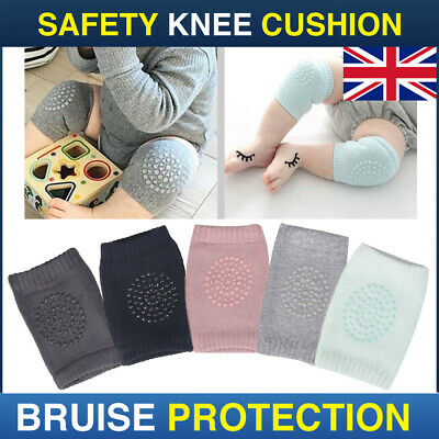 Anti-Slip Safety Walking Crawling Knee Elbow Pads Protector-or Infant Kids Baby