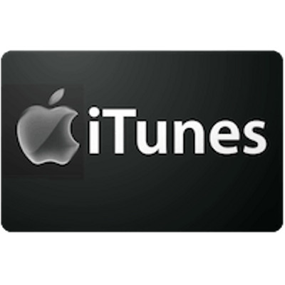 Itunes Gift Card $100 Value, Only $99.80! Free Shipping!